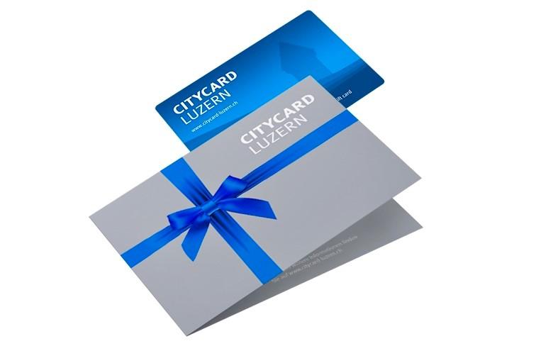 Geschenk CHF 50.00 bei Hotelbuchung über Luzern Tourismus