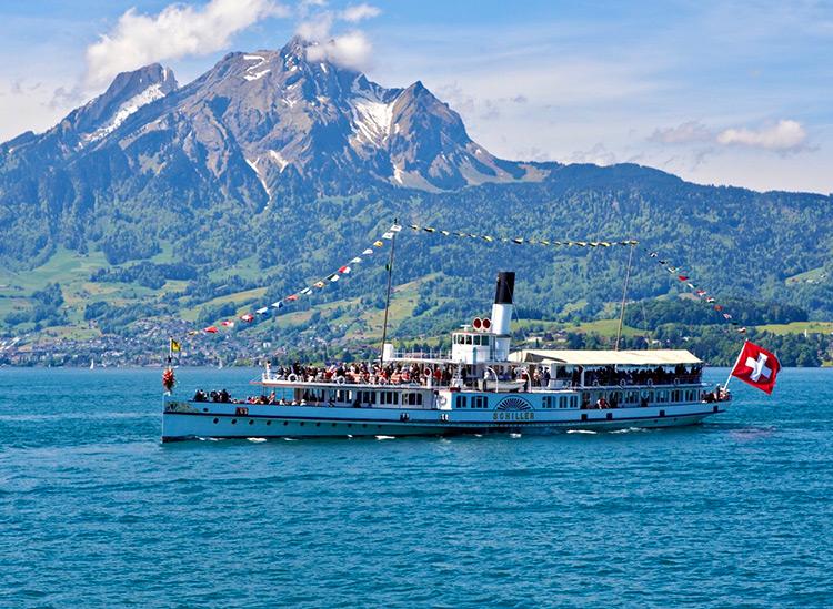 Luzern Erlebnis-Hit mit Hausberg Pilatus